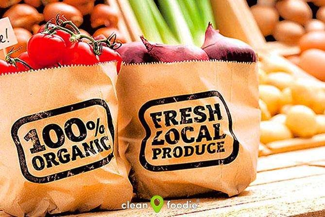 A Health(ier) Showdown – Locally Farmed or Organic Produce
