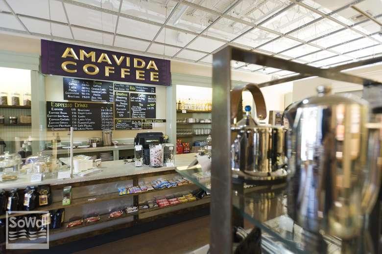 Amavida Coffee Tea Rosemary Beach Clean Foodie