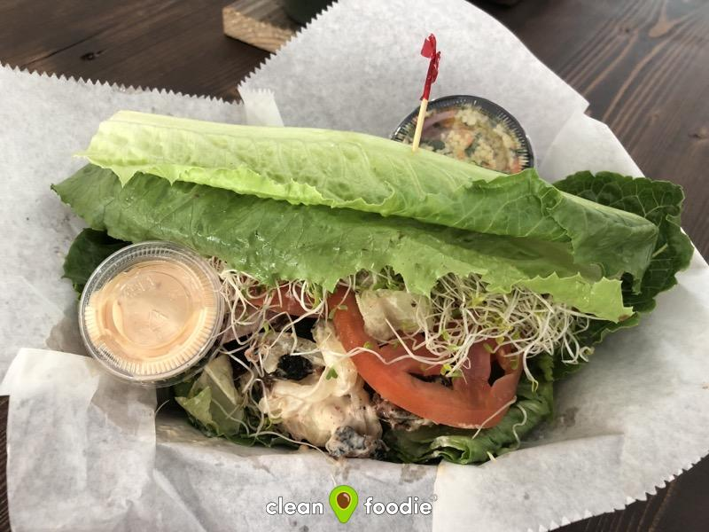 Smart Bites To Go is the first authentic sustainable restaurant in Miami, and offers delicious and clean eats amidst their beautiful urban farm!