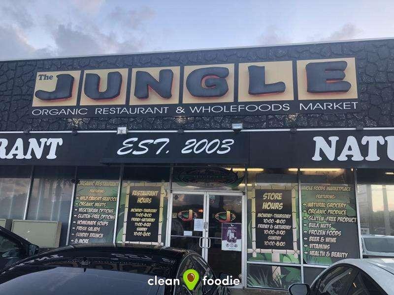 The Jungle Organic Restaurant & Whole Foods Market