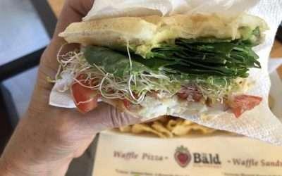 Bald Strawberry Sandwich 1