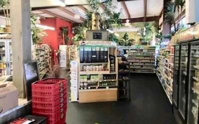 Jungle Organic market