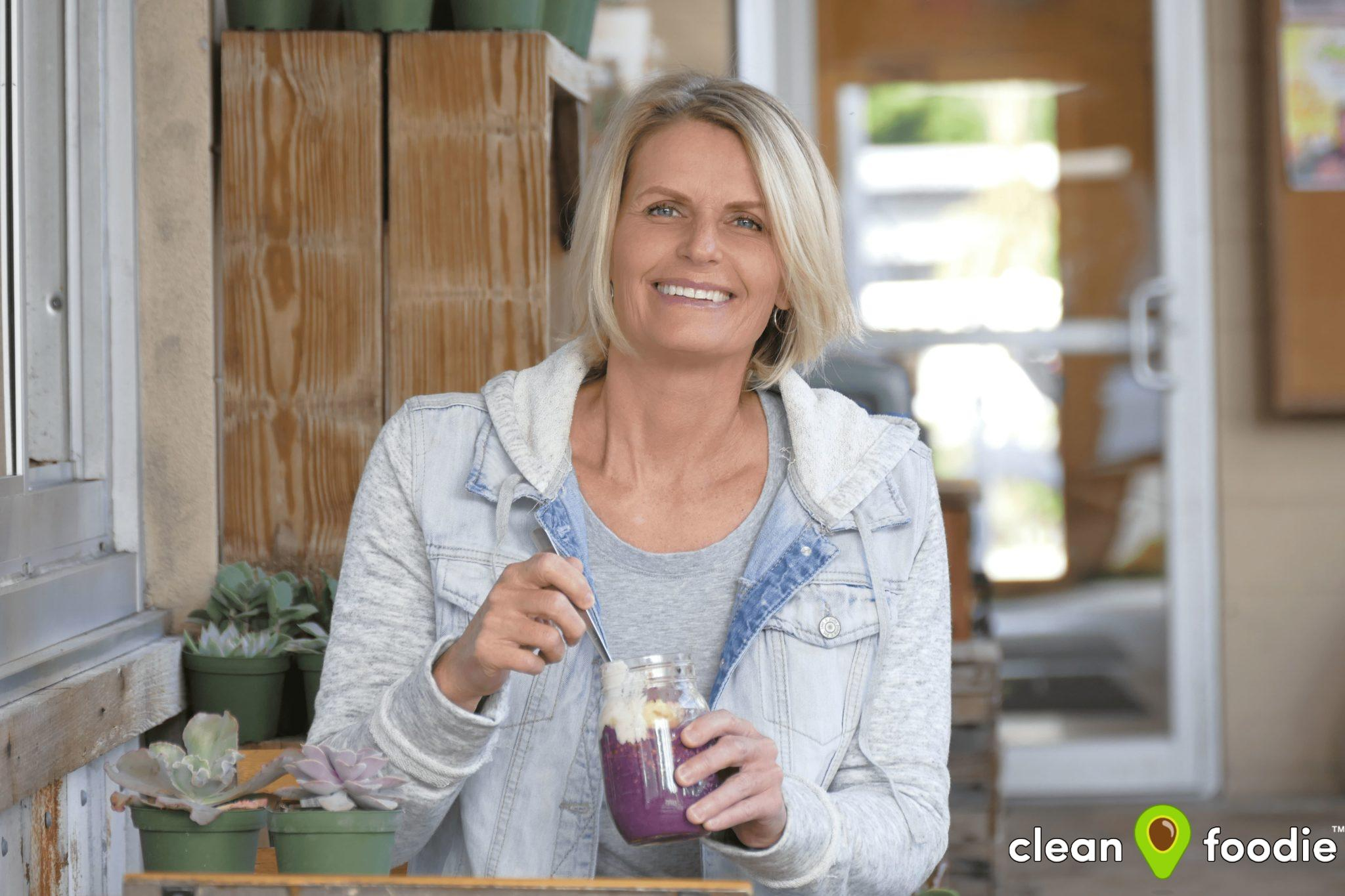 Irene Ouillette Clean Foodie