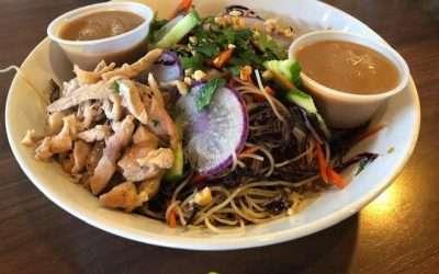 Farm & Haus noodle Salad