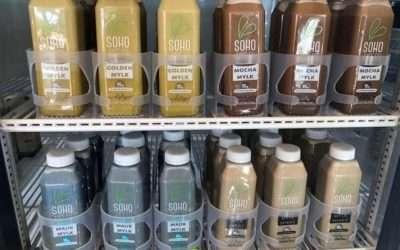 SOHO Juice Winter Park Nut Mylk