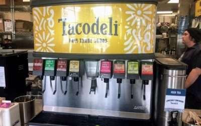 Tacodeli Soda Fountain
