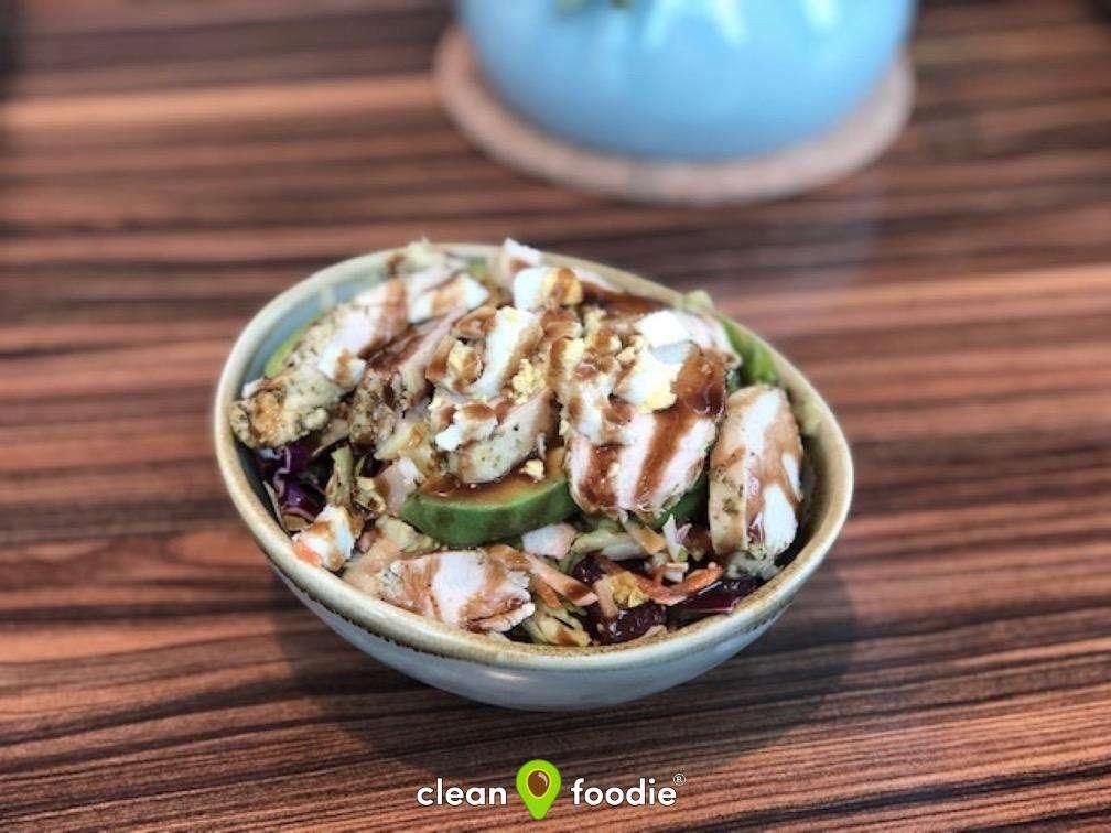 Nourish coffee bar + kitchen Salad