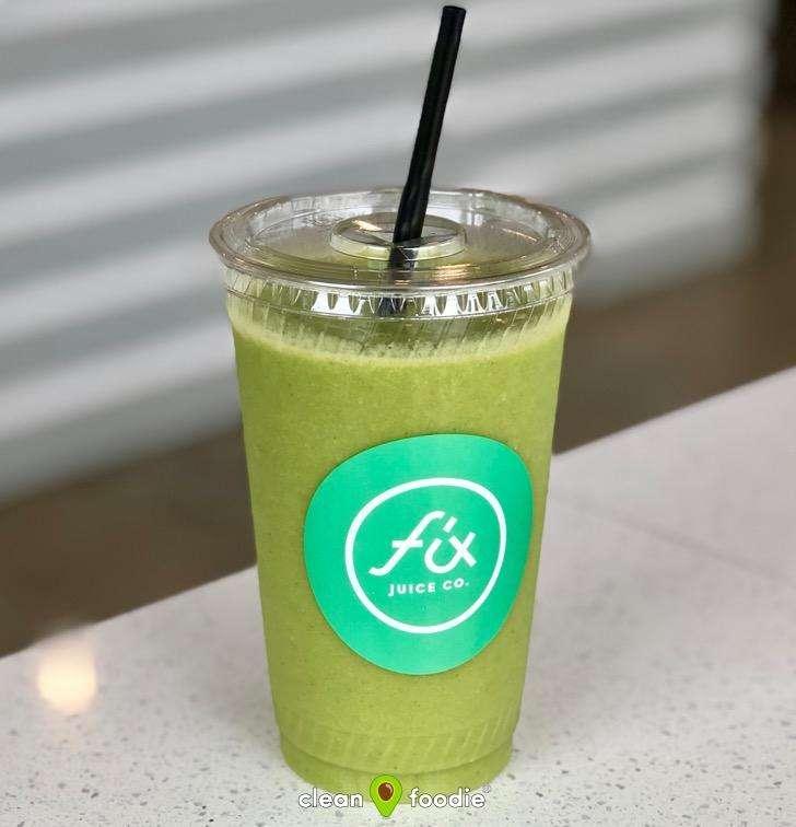 Fix Juice Co #1 Smoothie