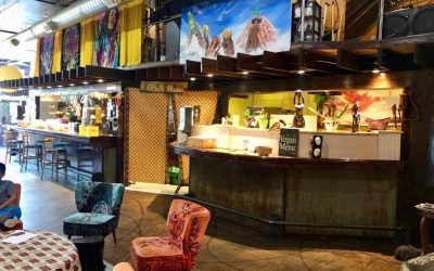 Humanitree House bar