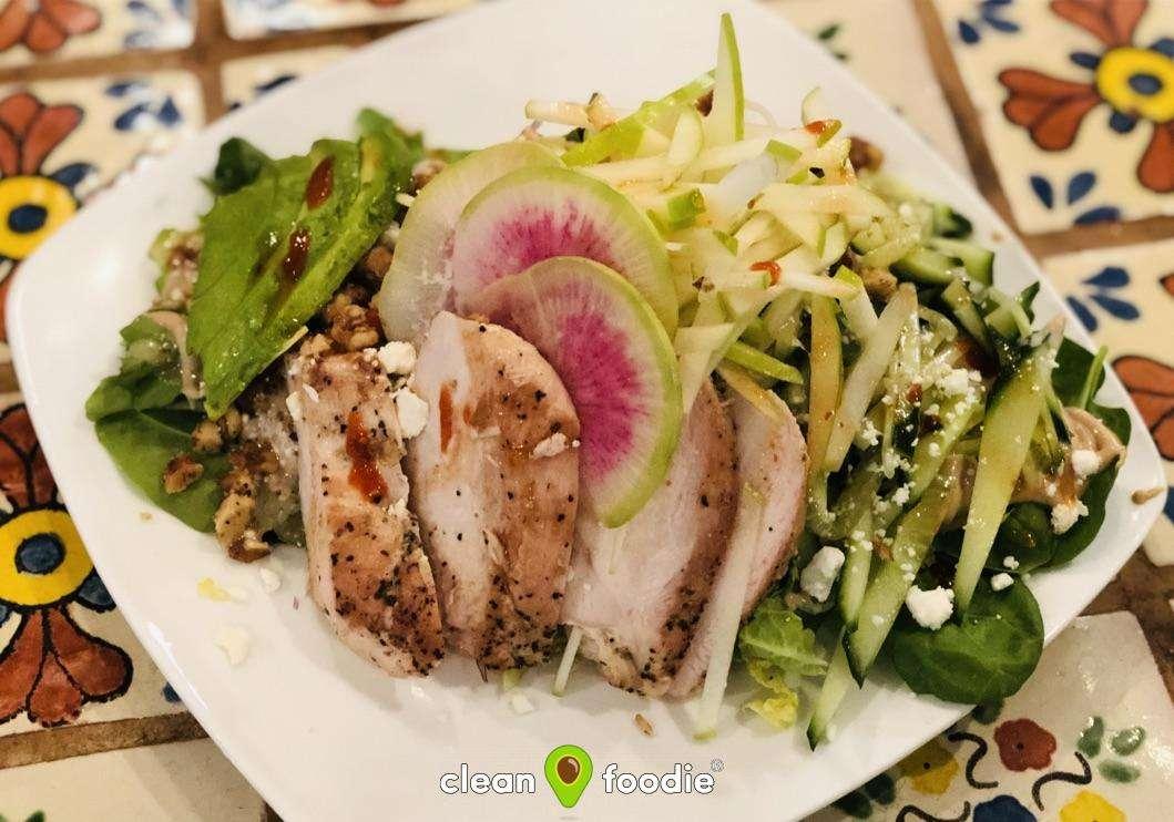 Monica's Restaurant Salad
