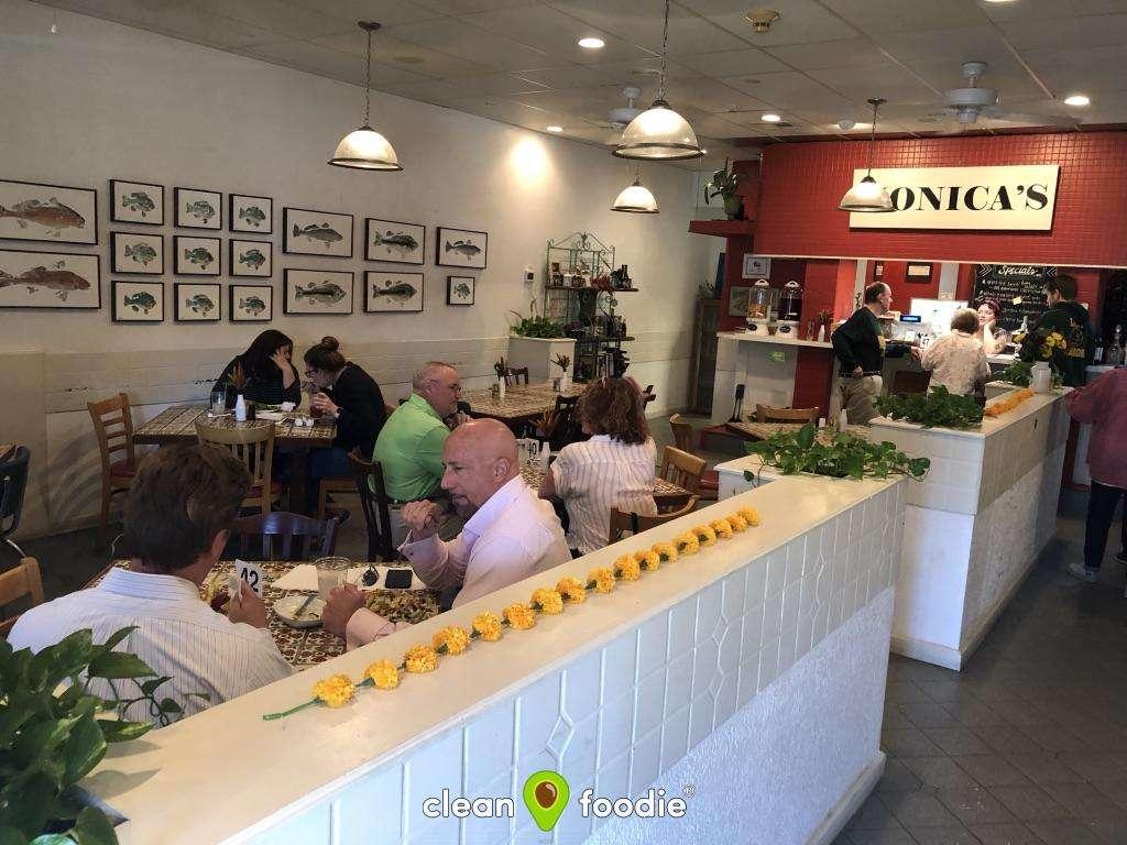 Monica's Restaurant Beaumont TX
