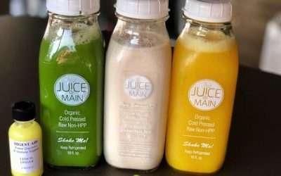 Juice on Main Juice Trio