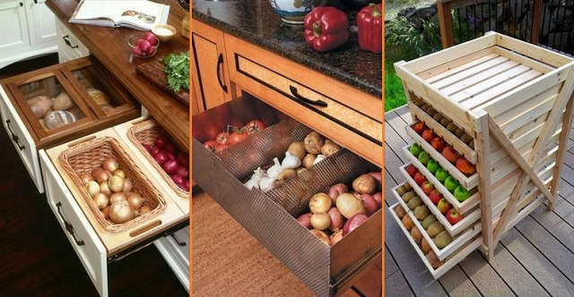how to store your produce