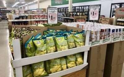 Drug Emporium groceries