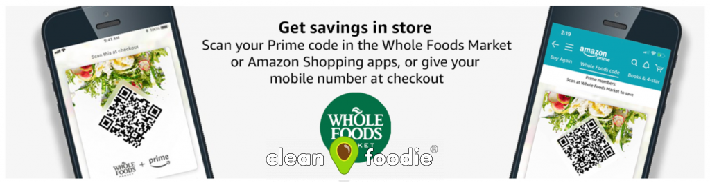 Prime Whole Foods In Store Checkout Options
