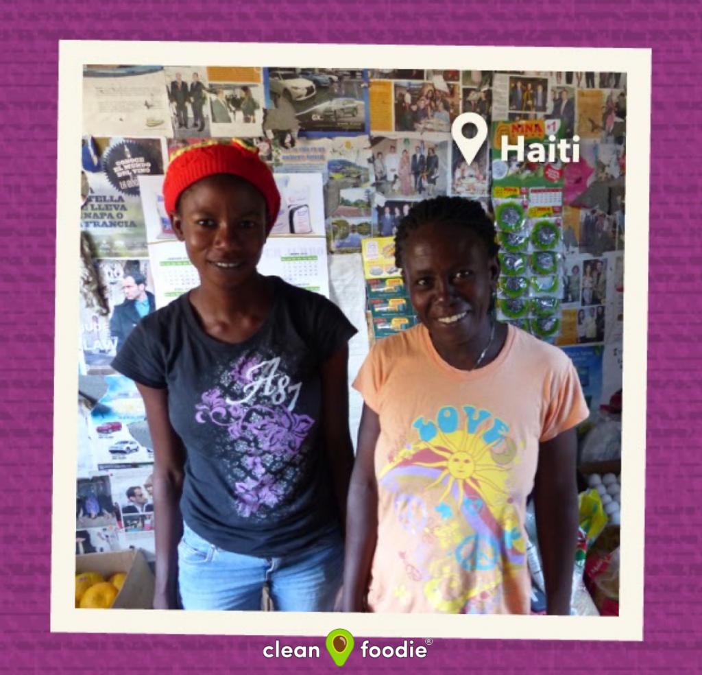Whole Foods Foundation Haiti