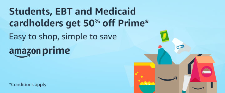 Amazon EBT Medicaid Discount