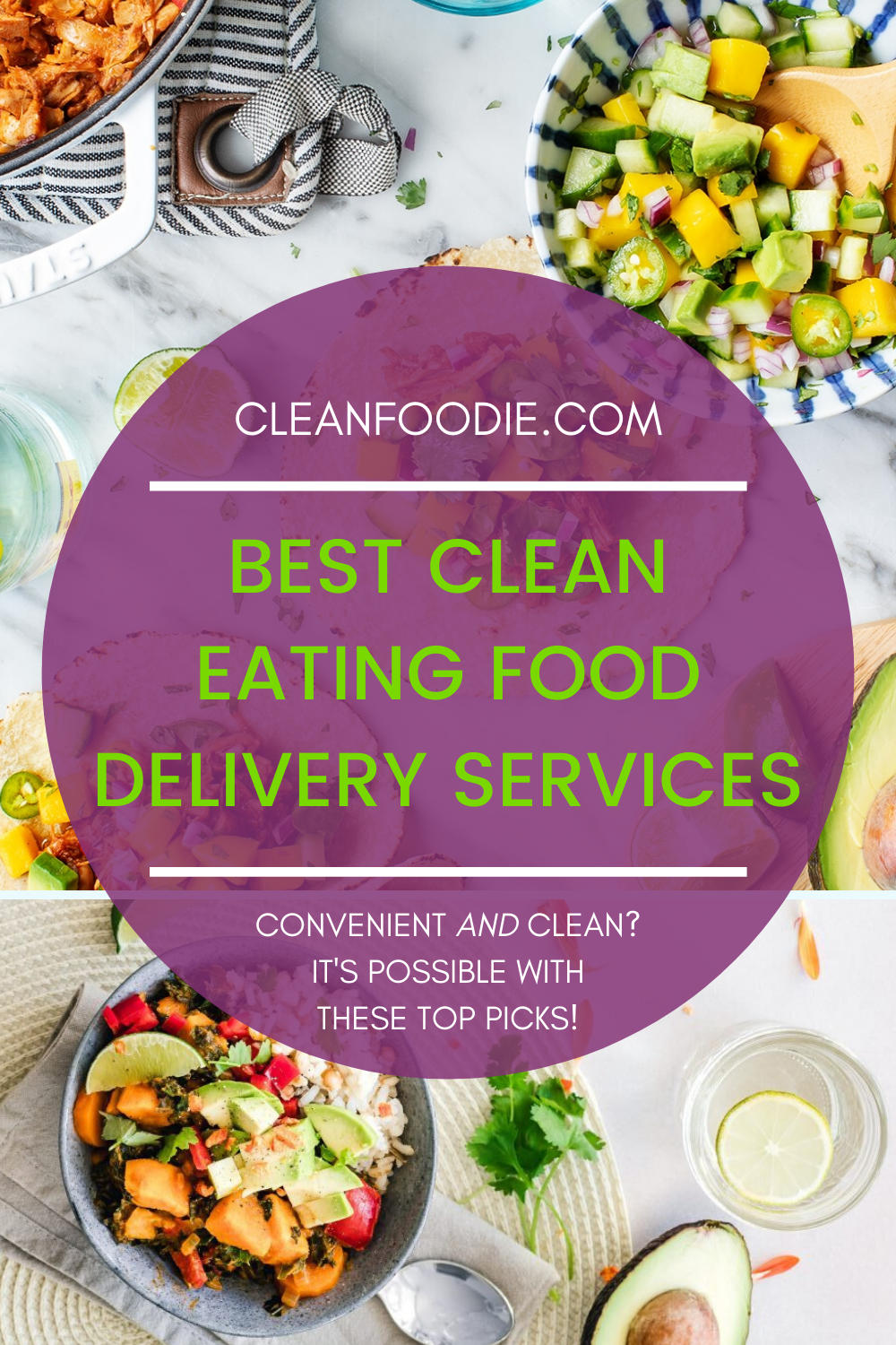 Best Clean Eating Food Delivery