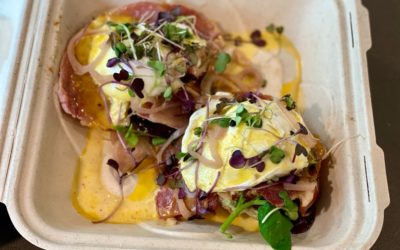 Over Easy Cafe Eggs Benny