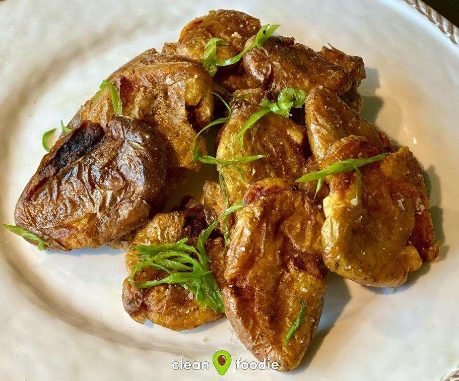 Plant Asheville Crispy Potatoes