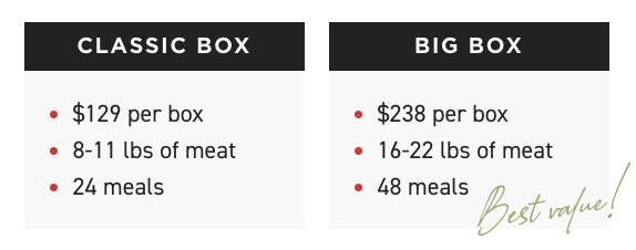 ButcherBox Curated Box Deal